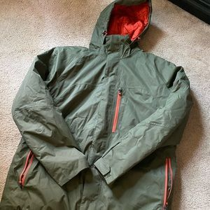 Men's XXL BURTON Dry Ride Jacket - like new